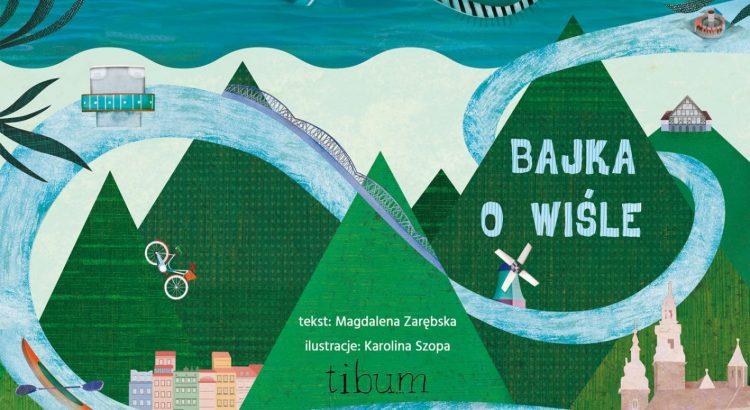 Bajka o Wiśle - okładka książki