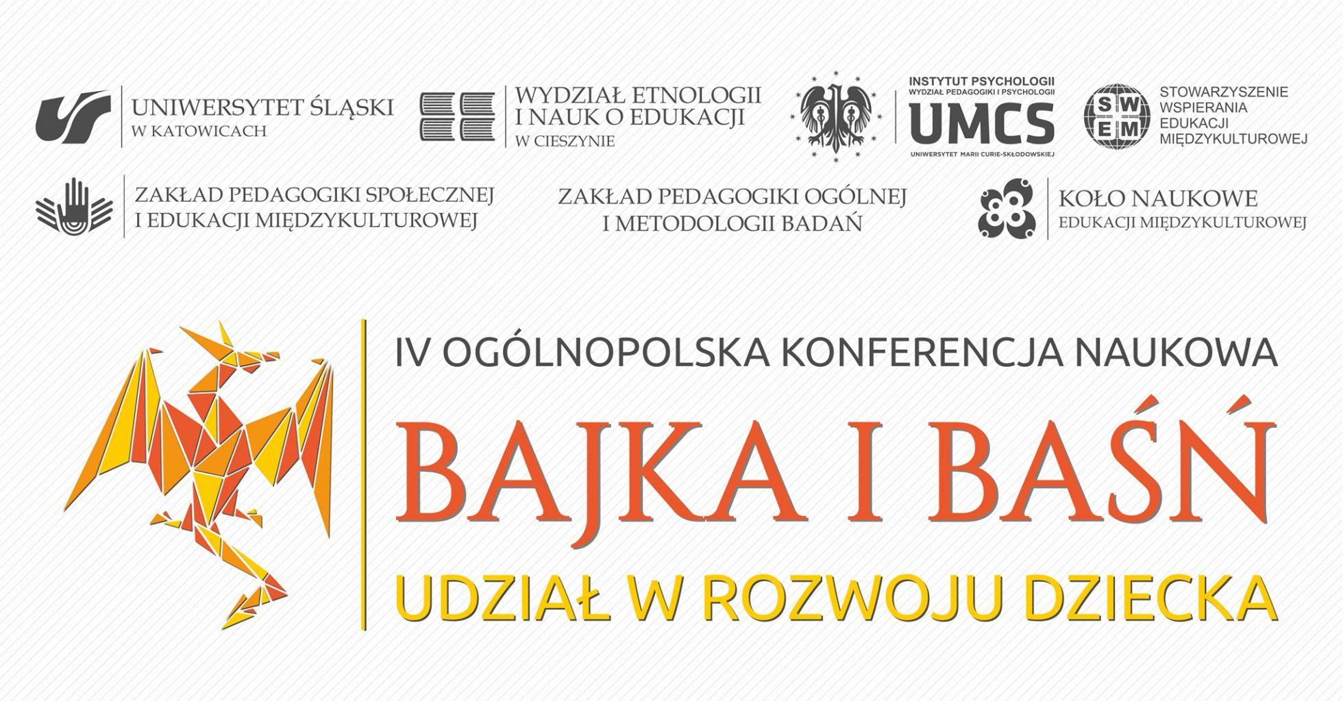 bajka i baśn konferencja UŚ Ceszyn