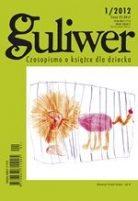 okładka czasopisma Guliwer nr 1 z 2012 r