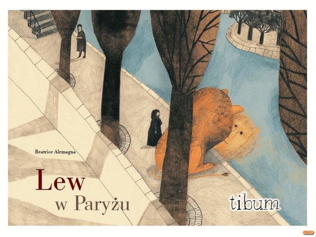 okładka książki lew_w_paryzu