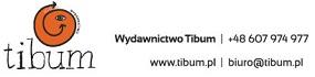 grafika tibum dane kontaktowe; tel 607 974 977, biuro@tibum.pl