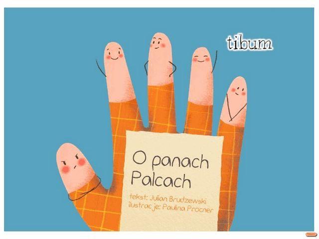 okładka o panach palcach