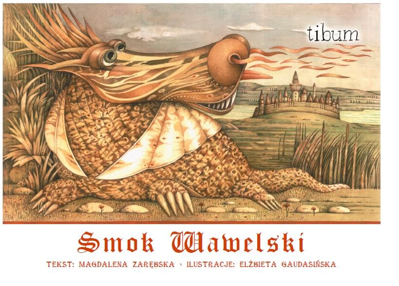okładka_Smok_Wawelski