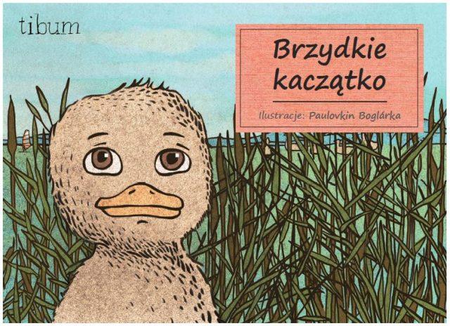 okładka brzydkie kaczątko