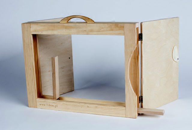 zdjęcie - fotografia produktu akcesorium kamishibai wkładka - adapter do A3