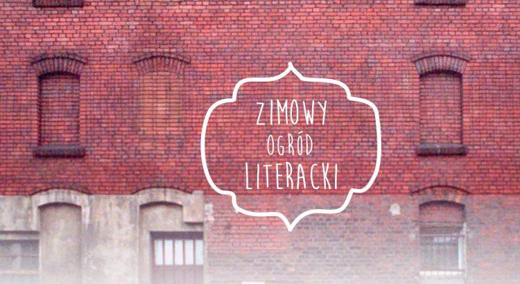 zimowy ogród literacki katowice grafika